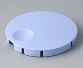 COM-KNOBS Deckel ⌀ 50mm, blau