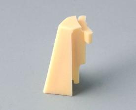 COM-KNOBS Deckel ⌀ 20, 23, 31, 40 und 50mm, gelb