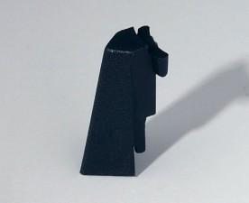 COM-KNOBS Deckel ⌀ 20, 23, 31, 40 und 50mm, schwarz