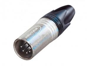 XLR-Kabelstecker 4-Pol, XX Serie