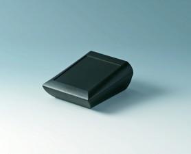 Pultgehäuse COMTEC 120 hoch, 120 x 150 x 40 / 62.8, schwarz