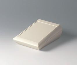 Pultgehäuse COMTEC 150 hoch, 200 x 150 x 40 / 71.5, grauweiss
