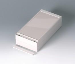 Gehäuseschalen ROBUST-BOX 120 breit, 240 x 120 x 60, lichtgrau