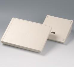 Gehäuse Interface-Terminal Mobil/Ablage L, 195 x 275 x 125, grauweiss