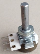Cermet-Potentiometer 5W, 470 k Ohm