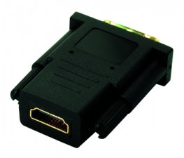 Adapter HDMI female auf DVI male