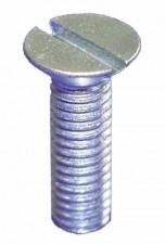 Schraube M2.5x12 mm, Stahl verzinkt