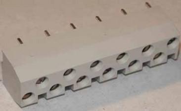 Schraubklemme 18-polig, L= 90mm