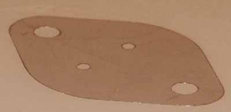 Glimmerscheiben, 20.5 x 33 mm