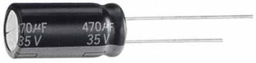 Philips-Elektrolytkondensatoren, MF 2200, 25V