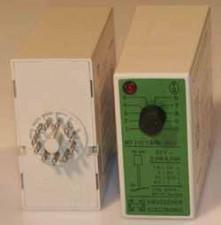 Spannung / Zeitrelais 220V 50Hz