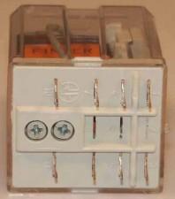 Relais 24 V AC, zum direkten Einlöten in gedrückte Schaltungen