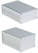 Euro-Kühlrippengehäuse 168 x 110 x 104 mm