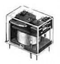 Subminiatur-Relais, 12 V DC, Silber-Palladium