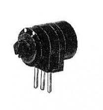 Miniatur - Anreihschalter für Leiterplatten zum Stecken und Löten.