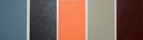Bleche 40 x 120 mm, orange