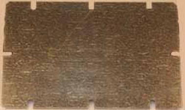 Montageplatte 223 x 148 mm