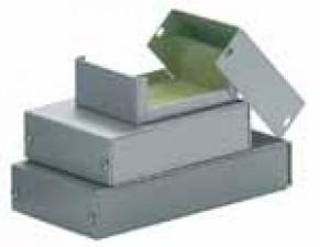Alu - Gehäuse 2/B.1, 57.5 x 72 x 43 mm
