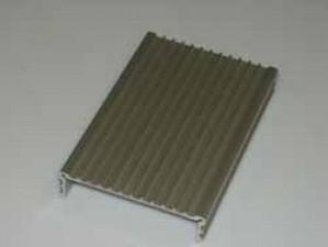 Kühlrippenprofil 160mm