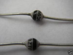 Silizium-Z-Dioden, BZT03C9V1