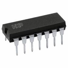 74HC-Reihe, DIL, High-Speed-CMOS, 4 UND-Gatter