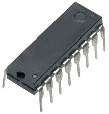 74HC-Reihe, DIL, High-Speed-CMOS, synchr. 4-bit Dezimalzähler