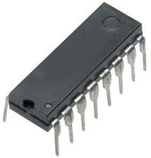 74HC-Reihe, DIL, High-Speed-CMOS, synchr. 4-bit Dualzähler