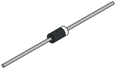 Dioden, BA243, VHF-Band-S