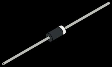 Siliziumdioden, BA316, 10V