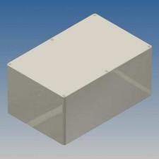 Gehäuse Alutek AL-10.0, 222.3 x 146 x 105 mm