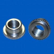 Einpressmutter M6x6.27, Stahl rostfrei